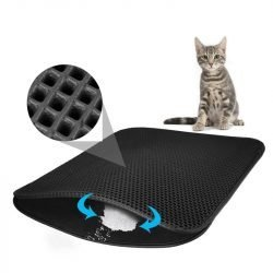 Litter Catching Mat for Cats and Kittens 1